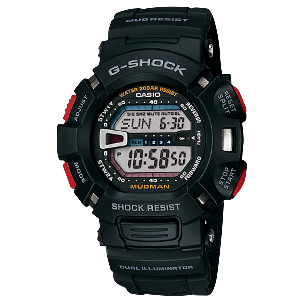 MASTER OF G:G-9000-1JF