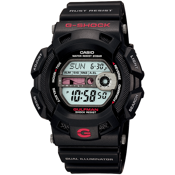 MASTER OF G:G-9100-1JF