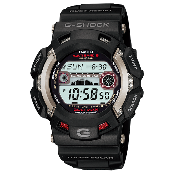 MASTER OF G:GW-9110-1JF