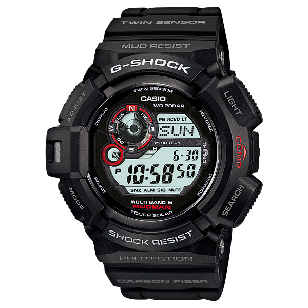 MASTER OF G:GW-9300-1JF