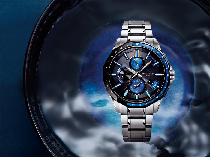 d9cc3e767c カシオ オシアナス OCW-G2000C-1AJF 世界限定1500本 - 日々腕時計